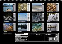 Wasser Flächen (Wandkalender 2019 DIN A3 quer) - Produktdetailbild 13