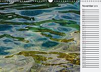 Wasser Flächen (Wandkalender 2019 DIN A3 quer) - Produktdetailbild 11