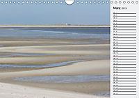 Wasser Flächen (Wandkalender 2019 DIN A4 quer) - Produktdetailbild 3