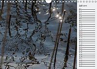 Wasser Flächen (Wandkalender 2019 DIN A4 quer) - Produktdetailbild 7