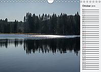Wasser Flächen (Wandkalender 2019 DIN A4 quer) - Produktdetailbild 10