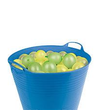Wasserbomben EASYmaxx Wasserballonfabrik Nachfüllset 220 Ballons grün/gelb - Produktdetailbild 1