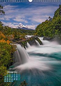 Wasserfälle aus aller Welt (Wandkalender 2019 DIN A3 hoch) - Produktdetailbild 1