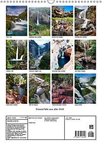 Wasserfälle aus aller Welt (Wandkalender 2019 DIN A3 hoch) - Produktdetailbild 13