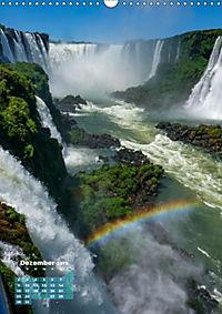 Wasserfälle aus aller Welt (Wandkalender 2019 DIN A3 hoch) - Produktdetailbild 12