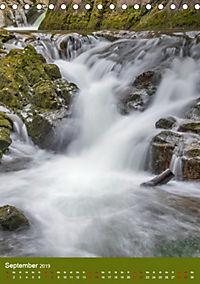 Wasserfälle im bayerischen Oberland (Tischkalender 2019 DIN A5 hoch) - Produktdetailbild 9