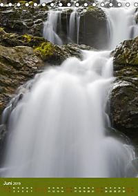 Wasserfälle im bayerischen Oberland (Tischkalender 2019 DIN A5 hoch) - Produktdetailbild 6