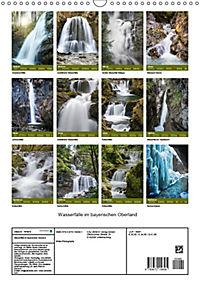 Wasserfälle im bayerischen Oberland (Wandkalender 2019 DIN A3 hoch) - Produktdetailbild 13