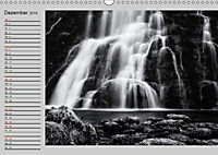 Wasserfälle - monochrom (Wandkalender 2019 DIN A3 quer) - Produktdetailbild 12