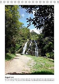 Wasserfälle Neuseelands (Tischkalender 2019 DIN A5 hoch) - Produktdetailbild 13