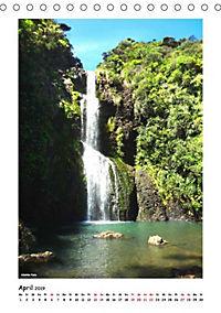 Wasserfälle Neuseelands (Tischkalender 2019 DIN A5 hoch) - Produktdetailbild 4