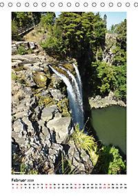 Wasserfälle Neuseelands (Tischkalender 2019 DIN A5 hoch) - Produktdetailbild 2
