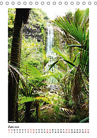Wasserfälle Neuseelands (Tischkalender 2019 DIN A5 hoch) - Produktdetailbild 6
