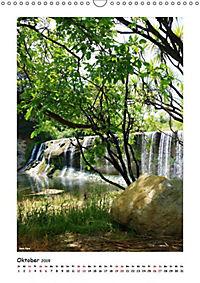 Wasserfälle Neuseelands (Wandkalender 2019 DIN A3 hoch) - Produktdetailbild 1