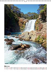 Wasserfälle Neuseelands (Wandkalender 2019 DIN A3 hoch) - Produktdetailbild 5