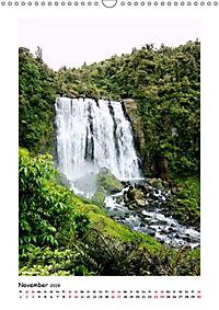 Wasserfälle Neuseelands (Wandkalender 2019 DIN A3 hoch) - Produktdetailbild 11