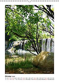 Wasserfälle Neuseelands (Wandkalender 2019 DIN A3 hoch) - Produktdetailbild 10
