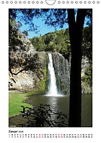 Wasserfälle Neuseelands (Wandkalender 2019 DIN A4 hoch) - Produktdetailbild 1