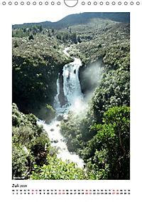 Wasserfälle Neuseelands (Wandkalender 2019 DIN A4 hoch) - Produktdetailbild 7