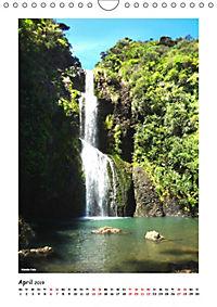 Wasserfälle Neuseelands (Wandkalender 2019 DIN A4 hoch) - Produktdetailbild 4
