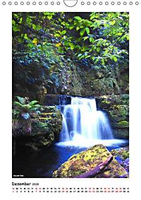 Wasserfälle Neuseelands (Wandkalender 2019 DIN A4 hoch) - Produktdetailbild 12