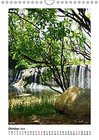 Wasserfälle Neuseelands (Wandkalender 2019 DIN A4 hoch) - Produktdetailbild 10