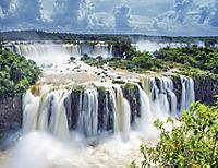 Wasserfälle von Iguazu. Puzzle 1500-3000 Teile - Produktdetailbild 2