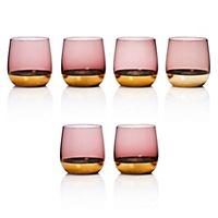 Impressionen Living Wasserglas Set 6 Tlg Bunt Weltbild De