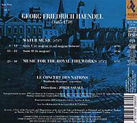 Wassermusik / Feuerwerksmusik (SACD) - Produktdetailbild 1