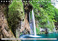 Wasserparadies Plitvicer Seen (Tischkalender 2019 DIN A5 quer) - Produktdetailbild 1