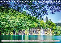 Wasserparadies Plitvicer Seen (Tischkalender 2019 DIN A5 quer) - Produktdetailbild 4