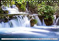 Wasserparadies Plitvicer Seen (Tischkalender 2019 DIN A5 quer) - Produktdetailbild 7