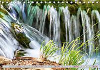 Wasserparadies Plitvicer Seen (Tischkalender 2019 DIN A5 quer) - Produktdetailbild 6