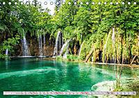 Wasserparadies Plitvicer Seen (Tischkalender 2019 DIN A5 quer) - Produktdetailbild 8