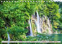 Wasserparadies Plitvicer Seen (Tischkalender 2019 DIN A5 quer) - Produktdetailbild 12