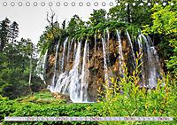 Wasserparadies Plitvicer Seen (Tischkalender 2019 DIN A5 quer) - Produktdetailbild 9