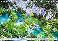 Wasserparadies Plitvicer Seen (Tischkalender 2019 DIN A5 quer) - Produktdetailbild 11