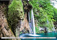 Wasserparadies Plitvicer Seen (Wandkalender 2019 DIN A2 quer) - Produktdetailbild 1