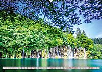 Wasserparadies Plitvicer Seen (Wandkalender 2019 DIN A2 quer) - Produktdetailbild 4