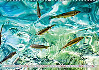 Wasserparadies Plitvicer Seen (Wandkalender 2019 DIN A2 quer) - Produktdetailbild 5