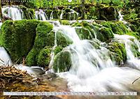 Wasserparadies Plitvicer Seen (Wandkalender 2019 DIN A2 quer) - Produktdetailbild 10