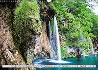Wasserparadies Plitvicer Seen (Wandkalender 2019 DIN A3 quer) - Produktdetailbild 1