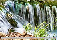 Wasserparadies Plitvicer Seen (Wandkalender 2019 DIN A3 quer) - Produktdetailbild 6