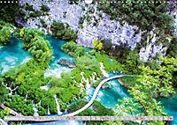 Wasserparadies Plitvicer Seen (Wandkalender 2019 DIN A3 quer) - Produktdetailbild 11