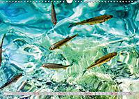 Wasserparadies Plitvicer Seen (Wandkalender 2019 DIN A3 quer) - Produktdetailbild 5