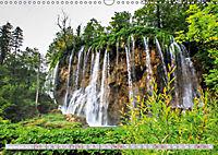 Wasserparadies Plitvicer Seen (Wandkalender 2019 DIN A3 quer) - Produktdetailbild 9