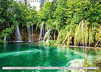Wasserparadies Plitvicer Seen (Wandkalender 2019 DIN A3 quer) - Produktdetailbild 8