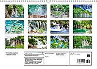 Wasserparadies Plitvicer Seen (Wandkalender 2019 DIN A3 quer) - Produktdetailbild 13