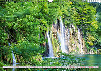 Wasserparadies Plitvicer Seen (Wandkalender 2019 DIN A3 quer) - Produktdetailbild 12