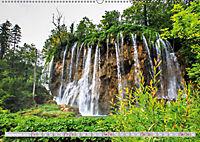 Wasserparadies Plitvicer Seen (Wandkalender 2019 DIN A2 quer) - Produktdetailbild 9